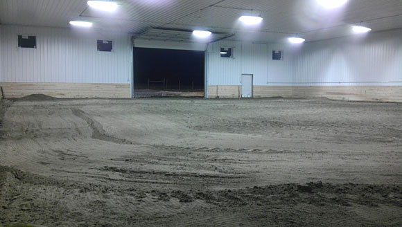 Arena at Creekland Ranch